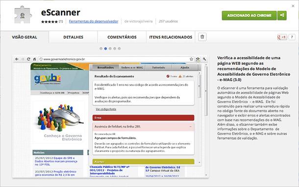 eScanner