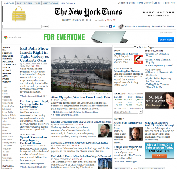NYT Screen Capture