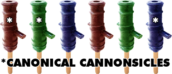cannonsicles