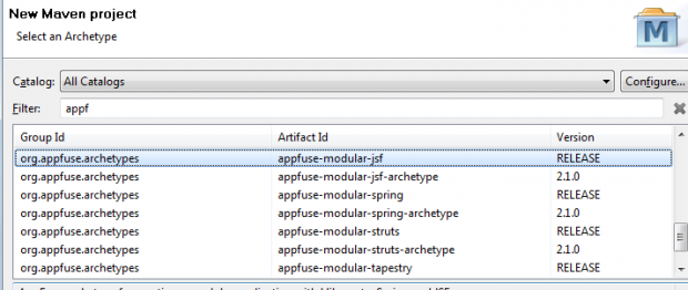 Criando projeto JSF com Maven no Eclipse | iMasters