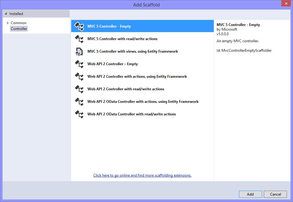 Figura 6 – Novo Controller do Admin.