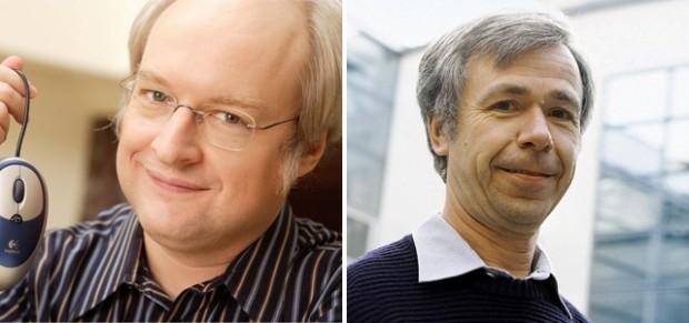 Jakob Nielsen e Rolf Molich.