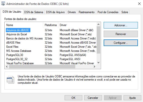 Visual Basic 6 – Conexão com MySQL via ODBC – Parte 01