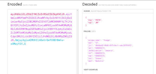 JSON Web Token