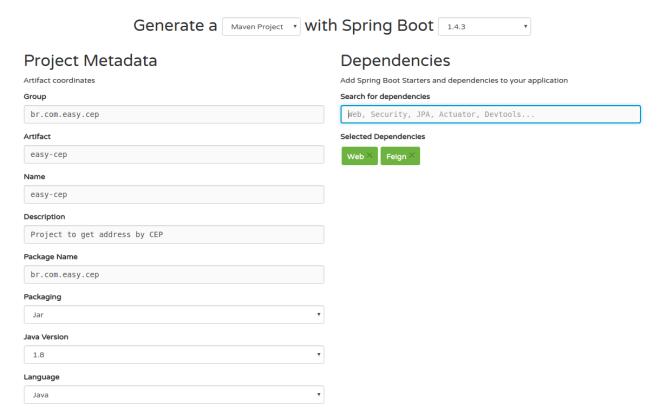 Consumindo serviços de forma fácil com Spring-Cloud-Feign