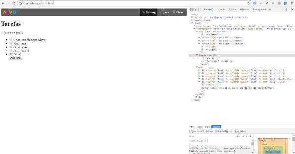 Conheça o Mavo e descubra um jeito diferente de criar aplicações web