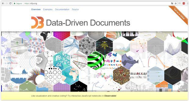 Criando visualizações de dados e dashboards interativos com D3 js