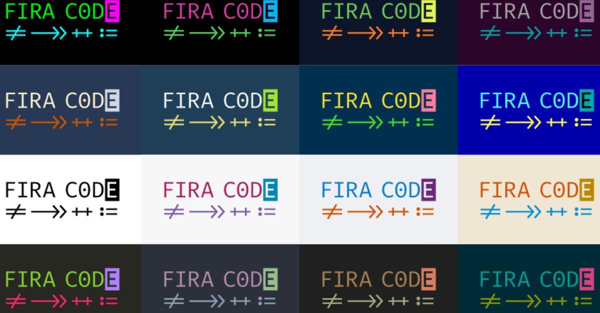 Fira Code no VSCode | iMasters