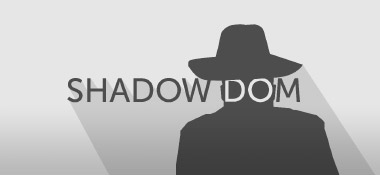 Criando componente com Shadow DOM