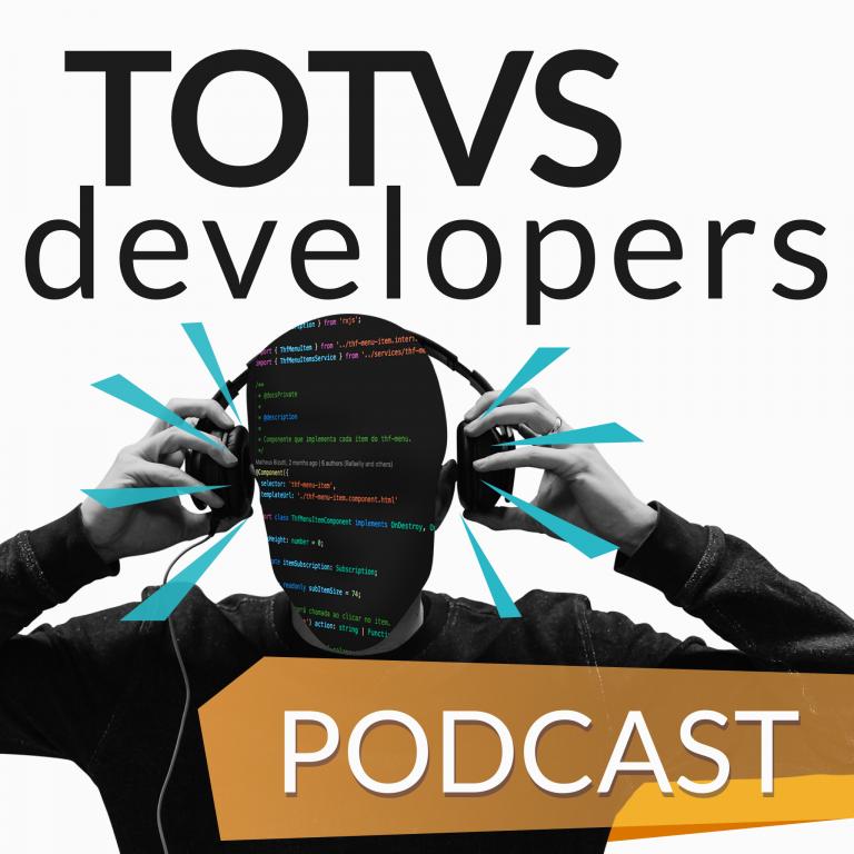 TOTVS lança podcast voltado para desenvolvedores