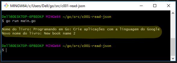 Golang: como ler um arquivo json | iMasters