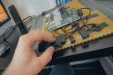 YouTuber desenvolve PC com massa de macarrão