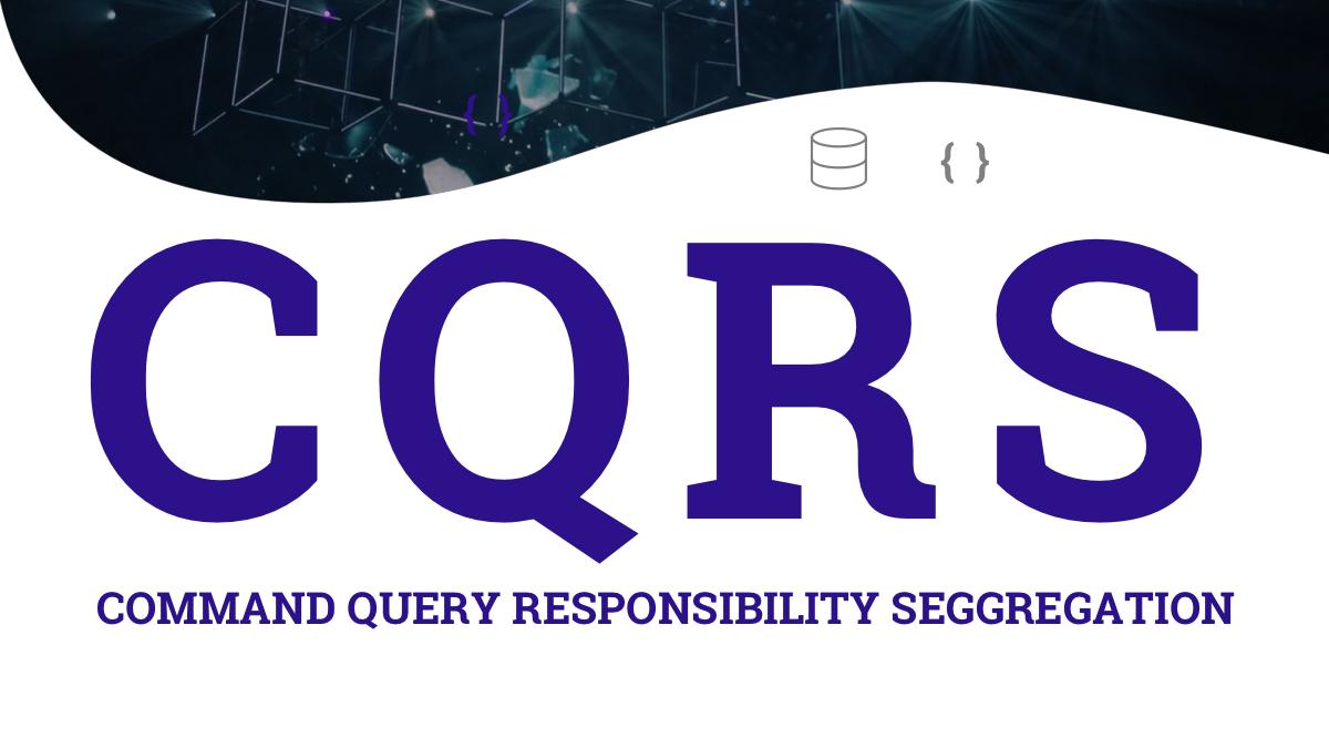 Conheça o conceito CQRS