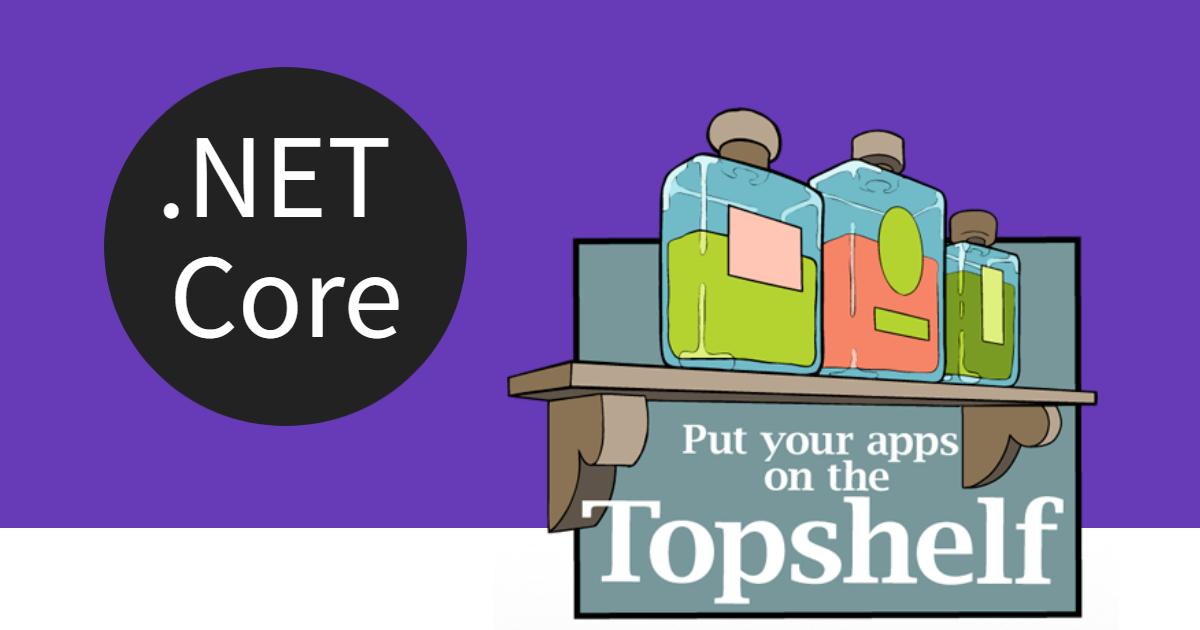 Criando um Windows Service usando TopShelf e Timer em .NET Core